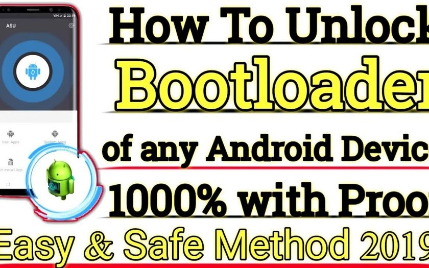 How To Unlock Bootloader of any Android Device 100% Working with Proof [ Easy & Safe 2019 ]