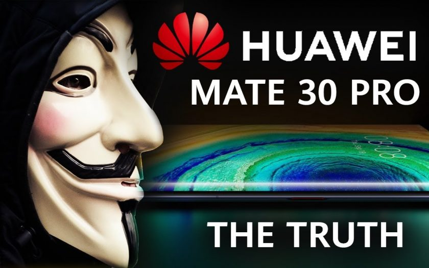 The TRUTH about the HUAWEI MATE 30 PRO!