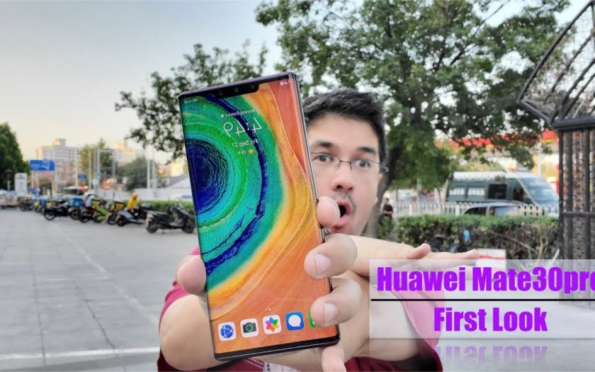 Huawei Mate 30pro First Look ( How to install google )