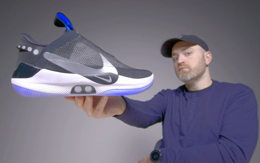 Nike Adapt BB Unboxing – Futuristic Self Lacing Sneakers