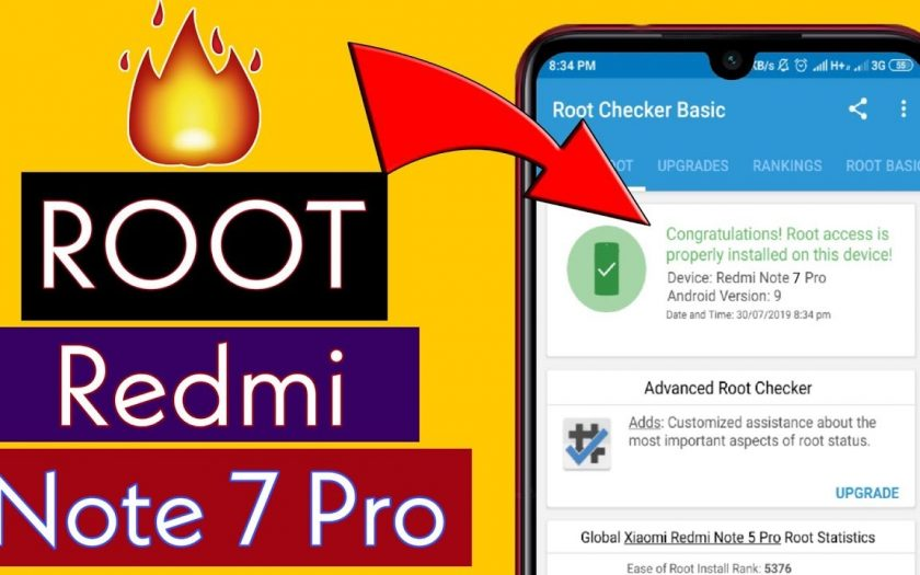 [2019] HOW TO ROOT XIAOMI REDMI NOTE 7 PRO