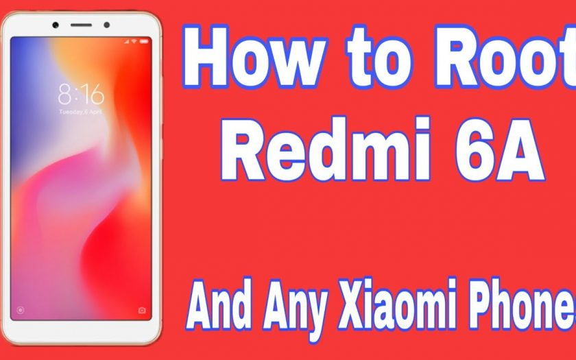 How To Root Redmi 6A,5A,4A|| And Any Xiaomi Phones +Install TWRP Recovery