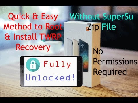 Redmi Note 3: Unlock Bootloader[Without Permissions], Root & Install Recovery – The Ultimate Guide