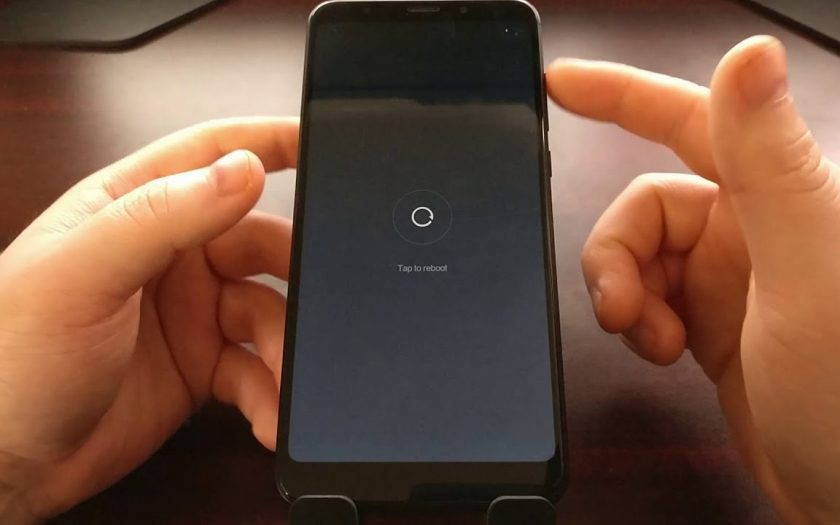 Boot the Redmi 5 and Redmi 5 Plus into Recovery Mode