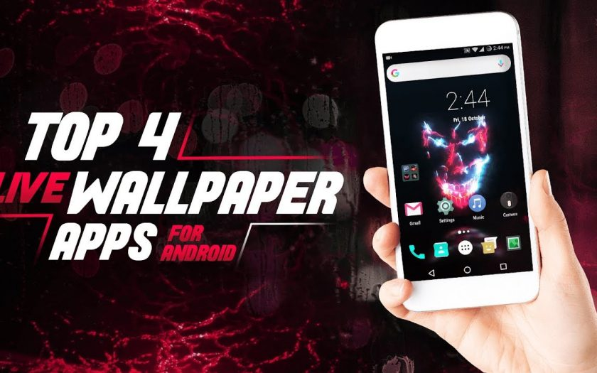 Top 4 Best Live Wallpaper Apps For Android