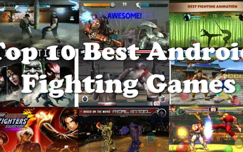 Top 10 Best Android Fighting Games