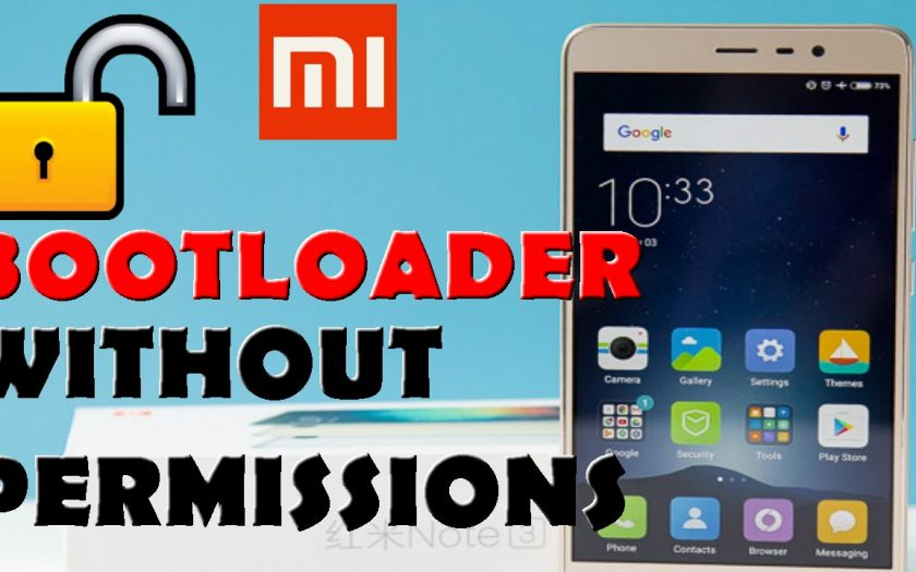 Unlock Bootloader on Redmi Note 3 without permissions(SD & Qualcomm)
