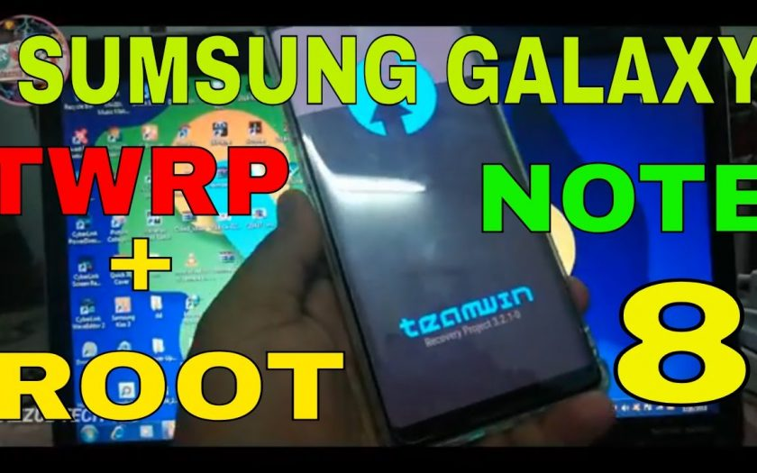 How to Root Galaxy Note 8 and Install TWRP custom recovery on note 8 magisk .hindi urdu exynos