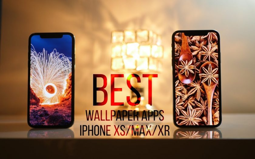 Best Wallpapers Apps iPhone XS/XS MAX/XR/X! – How to Customize iPhone No Jailbreak!