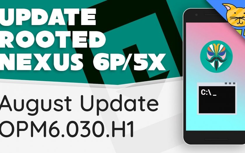 Update Rooted Nexus 6P/5X to August Security Update [fastboot][OPM6.H1]