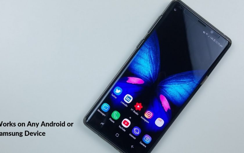Download Galaxy Fold Live Wallpapers For Samsung Galaxy Android Gadget Mod Geek