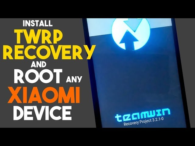 How to Install TWRP Recovery and ROOT Xiaomi Redmi NOTE 4 [HINDI] 2018   Step by step   Hindiwala