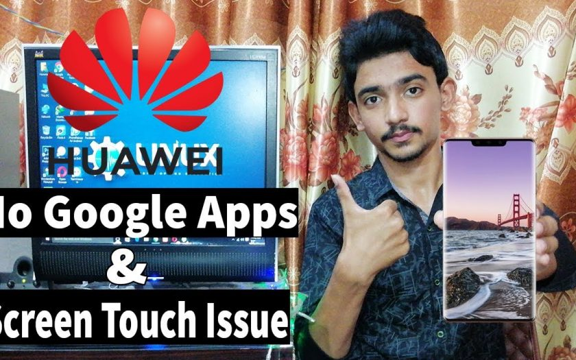 Huawei Mate 30 Pro – Google Apps Official & Accidental Screen Touch Issues!!!