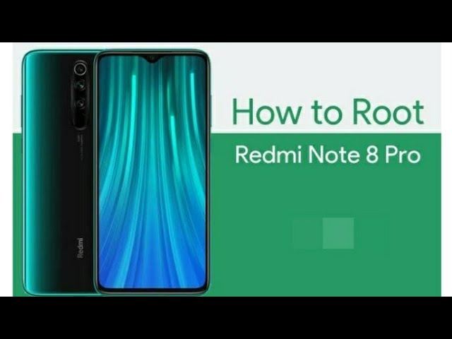 How to root Redmi note 8 Pro?| Just few seconds|
