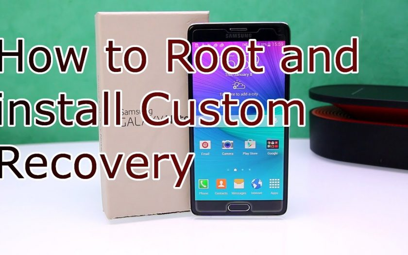 How to Root the Samsung Galaxy Note 4 and Install Custom Recovery [HD]
