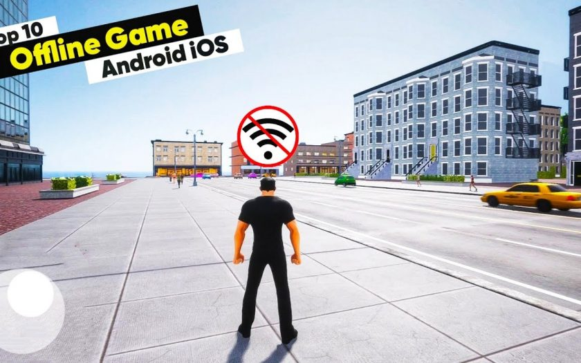 Top 15 OFFLINE Game for Android & iOS 2019 [Good Graphics]