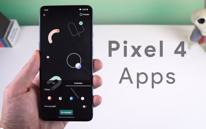 Google Pixel 4 Apps on any Android!