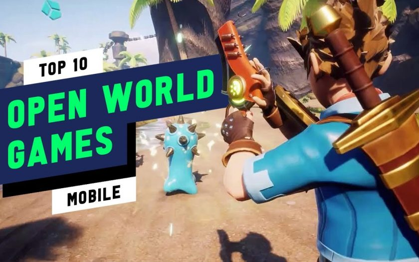Top 10 Best Open World Games 2020 (Android & iOS)