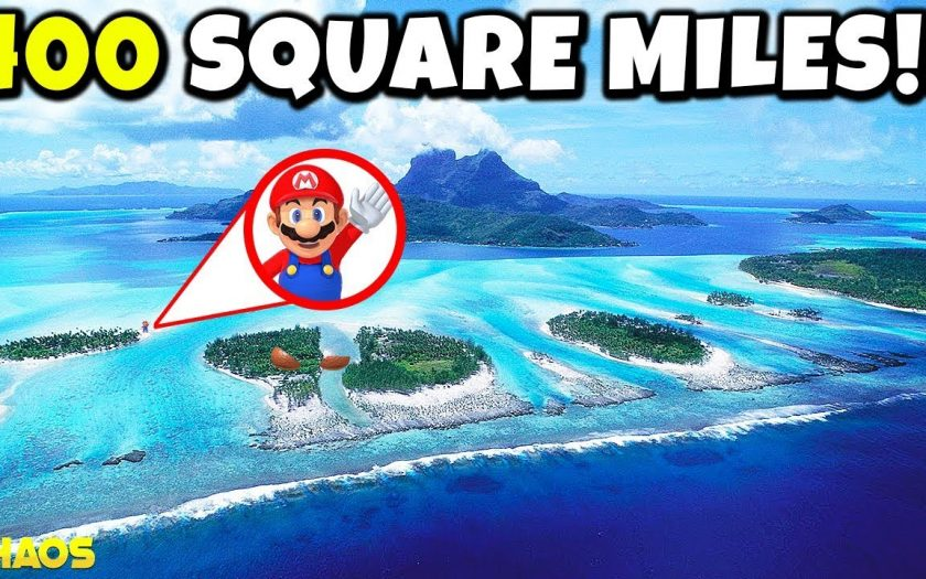 Top 10 Best & Biggest Open World Games of All Time