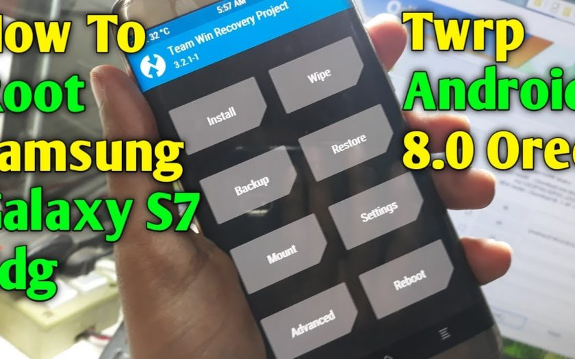 Root Samsung Galaxy S7 Edg Twrp Android 8.0 Oreo l How To Root Samsung S7 Edg Android 8.0 Twrp