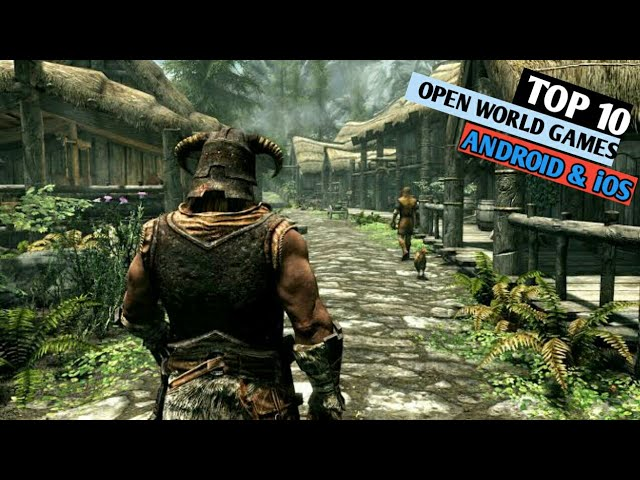 Top 10 High Graphic Open World Games For Android Ios 2019 2020 Gadget Mod Geek
