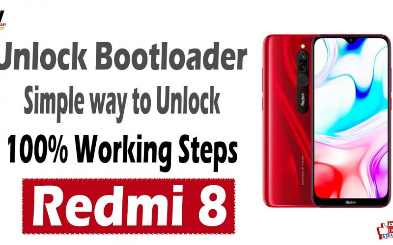 Unlock Bootloader of Redmi 8   How to Unlock Bootloader of Any Xiaomi Device    Hindi   
