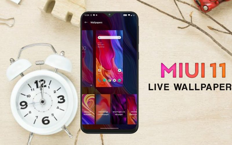 Install MIUI 11 Live Wallpapers on Any Android Phone