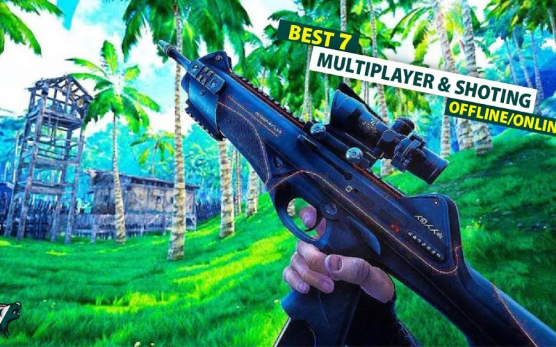 Top 7 New FPS shooting Multiplayer Games For Android & iOS [Offline/Online] 2020