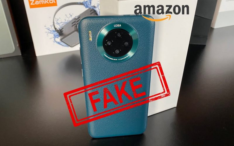 How Can Amazon Allow This? – Huawei Mate 30 Pro Clone