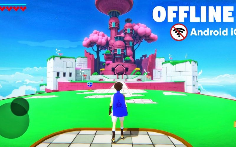 Top 10 OFFLine Games for Android & iOS 2020   Top 10 Best OFFLine Android Games