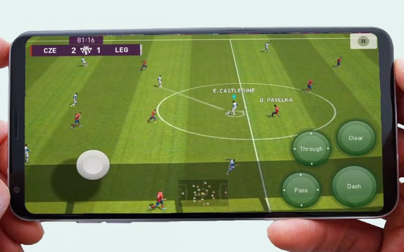 Top 5 Best Football Games for Android 2020! Online/Offline   Proplayer
