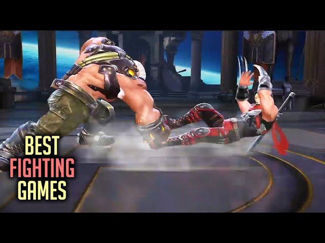 Top 10 Best Fighting Games For Android 2020