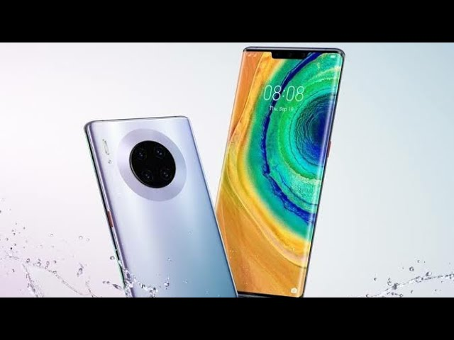 Huawei Mate 30 Pro Unboxing And Hands On In Hindi