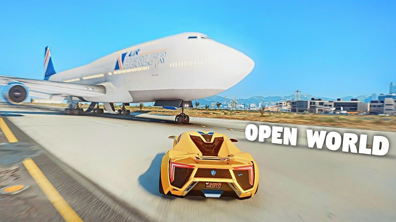 Top 10 New Open World Games for Android & iOS 2020   Top 10 Best Open World Games of 2020