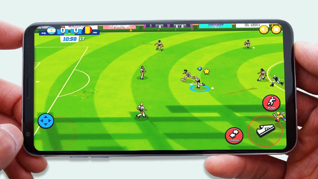 Top 10 Best Football Games For Android and iOS 2020