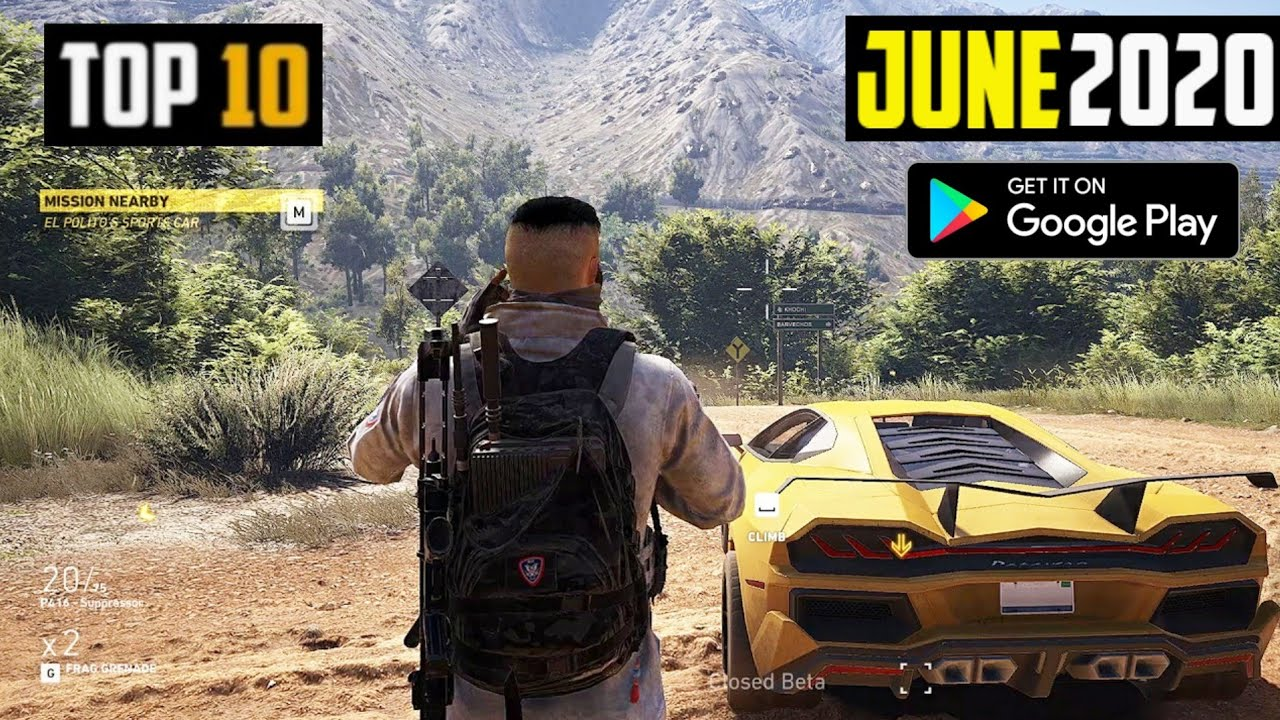 TOP 10 NEW ANDROID GAMES | YOU HAVE TO PLAY IN JUNE 2020 | HIGH GRAPHICS