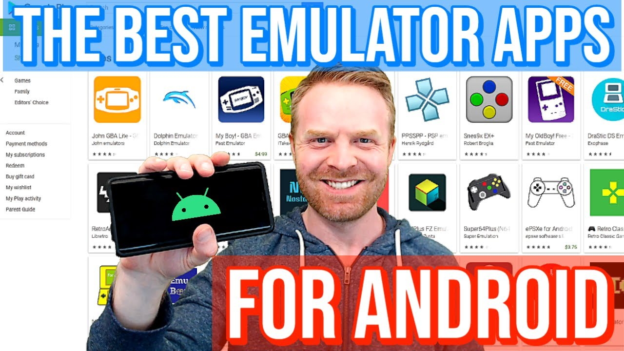 The Best Emulators for Android