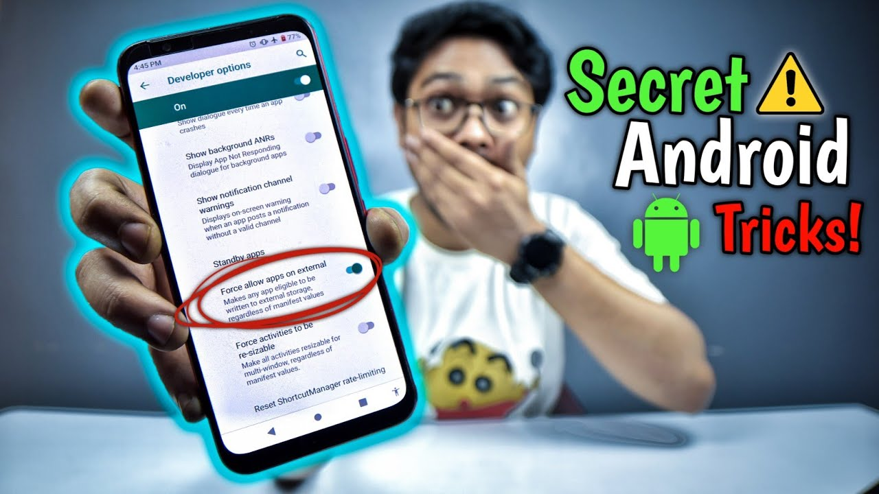 5 Secret Android Hacks & Tricks You Should Try! 2020