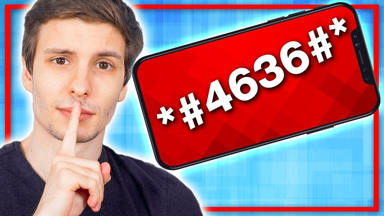 Secret Phone Codes You Didn't Know Existed!