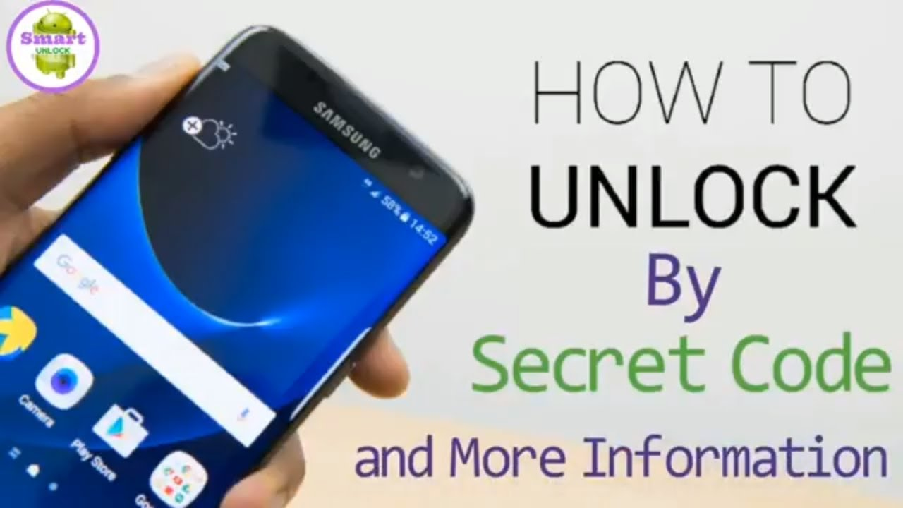 Samsung Android Secret Code – Hardware Test and Unlock Phone