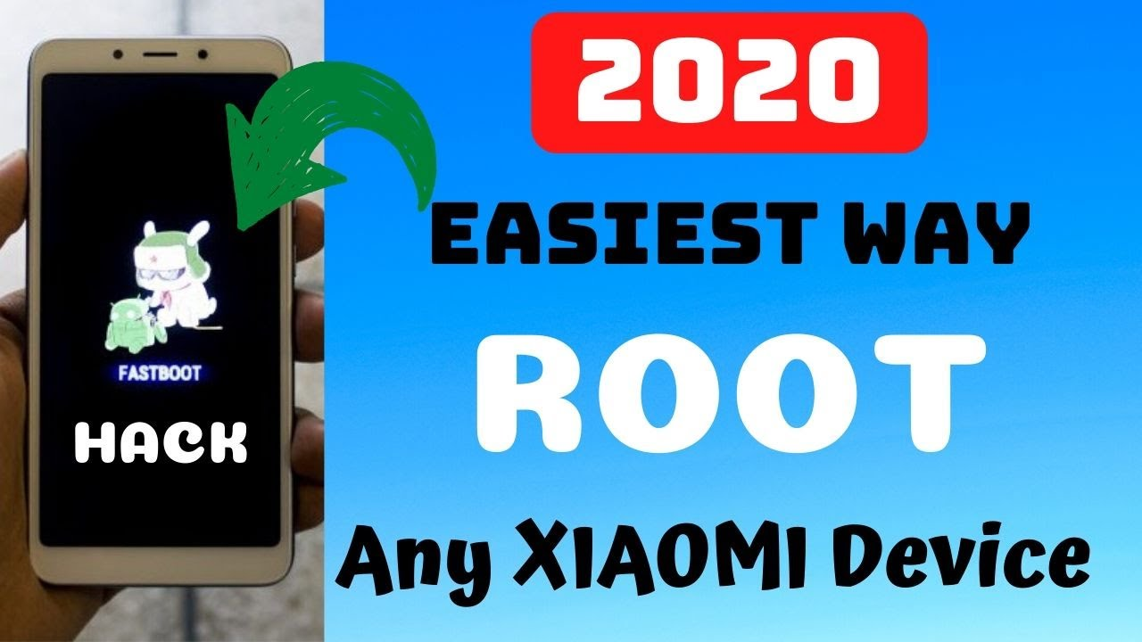 How to ROOT any Xiaomi Device Easily | Easiest Way to UNLOCK BOOTLOADER & ROOT REDMI POCO MI Phone
