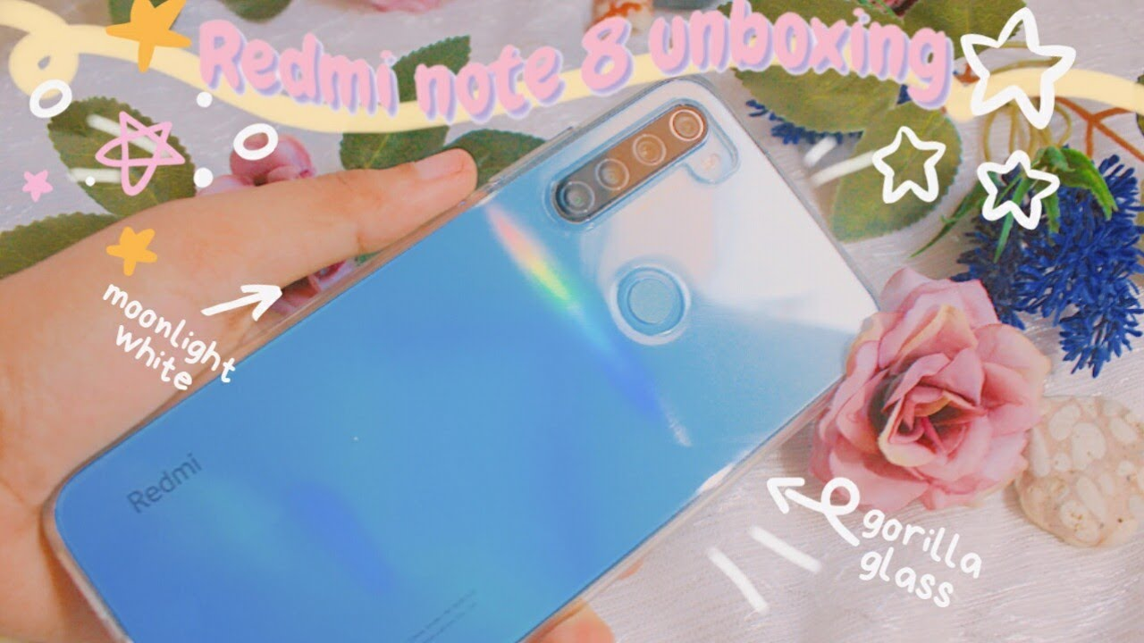 is this ze most AESTHETIC ANDROID PHONE 2020 (unboxing SUPER KAWAII REDMI 8) 🥺💞
