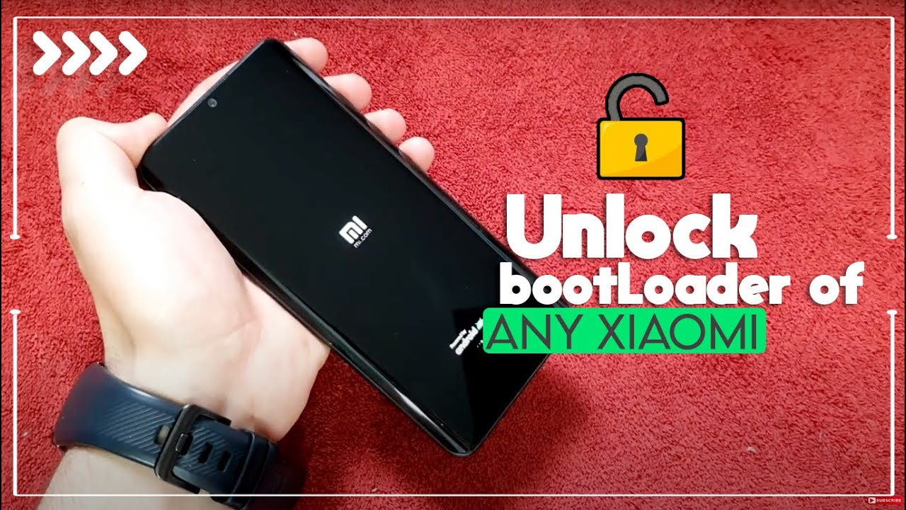 Unlock Bootloader Of Any Xiaomi [MIUI 11]  Phone JUST ONE CLICK  Unlock Official Source 2020