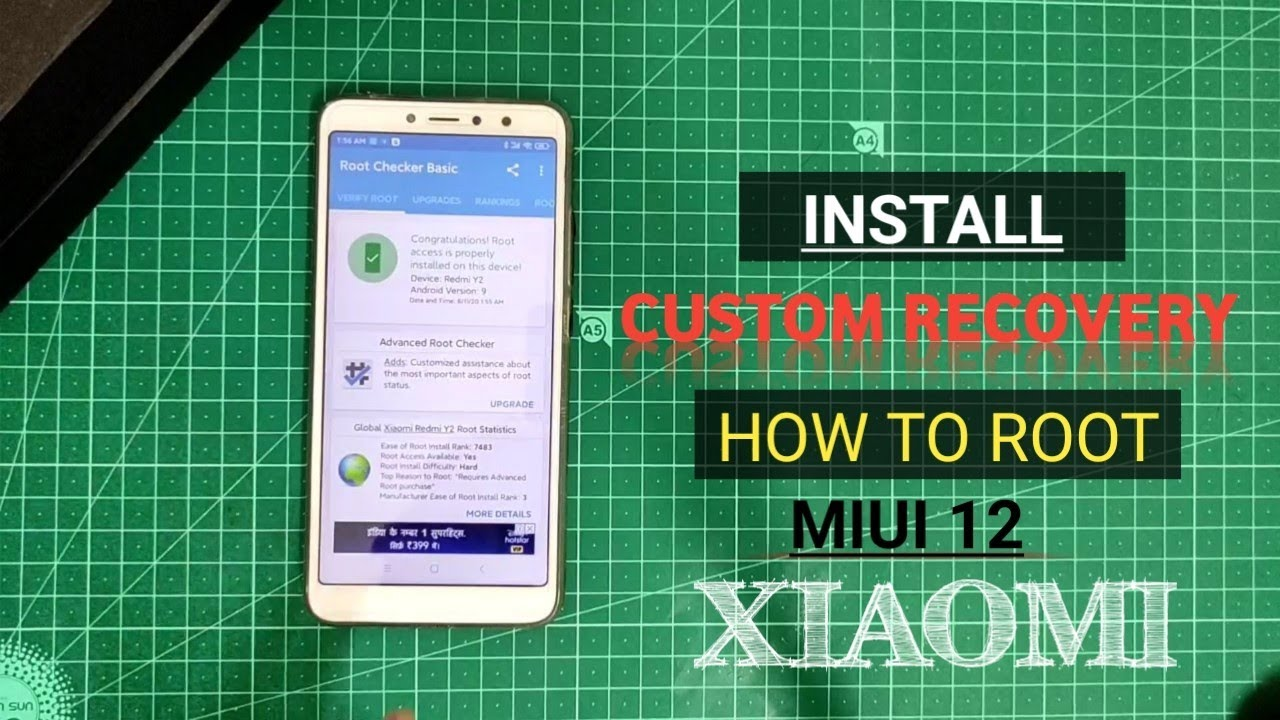 Redmi Y2/S2: How to Install Custom Recovery & Root any Xiaomi Phone after MIUI 12 Update