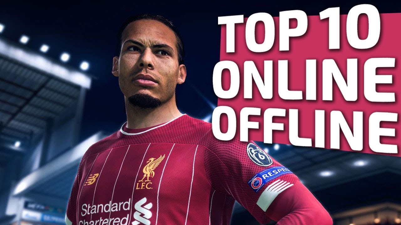 Top 10 Best Football Games on Android – iOS (Offline/Online with Size)