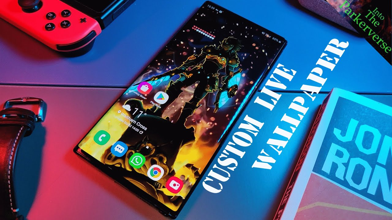 How To Create Your Own Custom Live Wallpaper 2020 – Android Smartphone Tutorial
