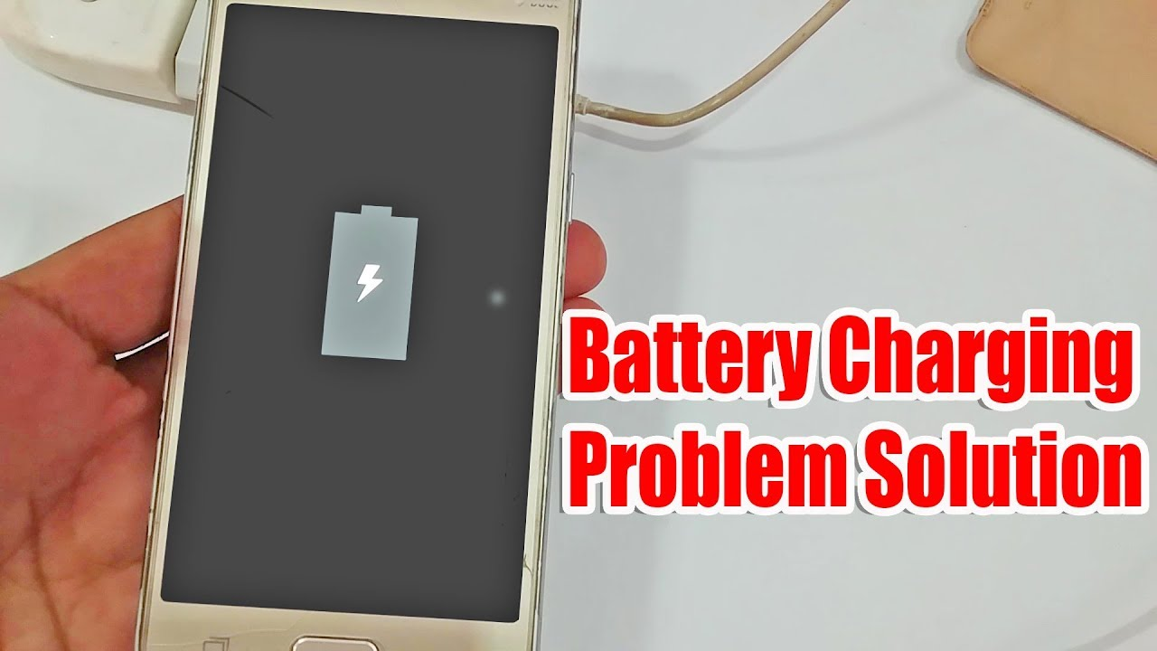 How to charge start  died mobile phone battery not charging charging problem solution