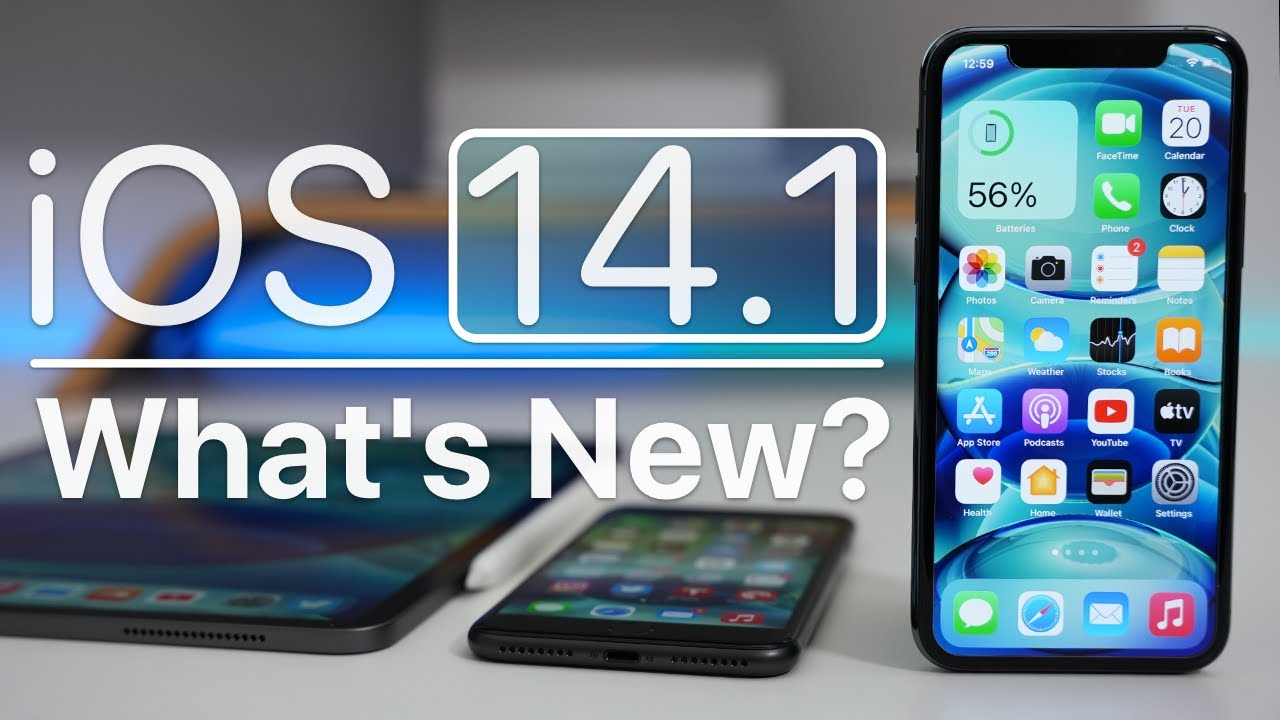 iOS 14.1 is Out! – What's New?