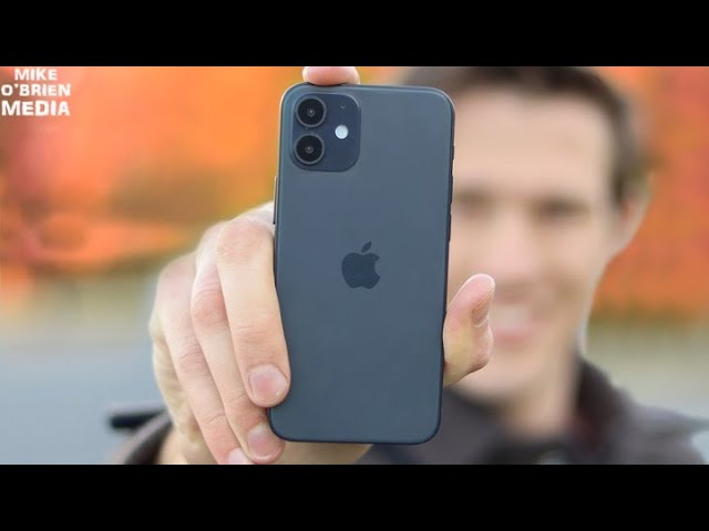 The New iPhone 12 Mini! (My Thoughts)