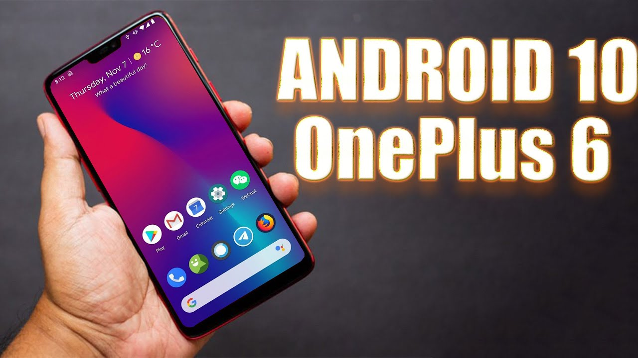Install Android 10 on OnePlus 6 (LineageOS 17.1) – How to Guide!